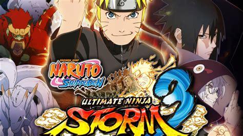 mod game naruto shippuden ultimate ninja storm 3 games naruto shippuden ultimate ninja storm 3 megagames