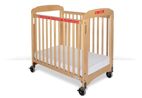 Evacuation Crib by Daycare Cribs Commercial Folding Crib Play Pin Baby