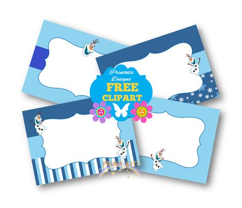 printable olaf tags 7 best images of olaf free printable thank you tags olaf