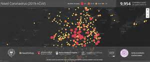 websites  track  coronavirus outbreak