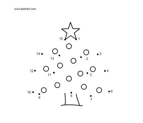 Tree Dot To Dot Coloring Pages 14 Best Images Of Christmas Traditions Worksheet by Tree Dot To Dot Coloring Pages