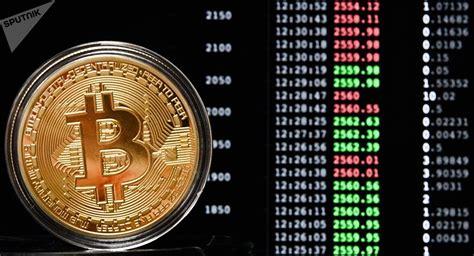 sputnik le le bitcoin repart 224 la hausse apr 232 s sa chute de nouvel an
