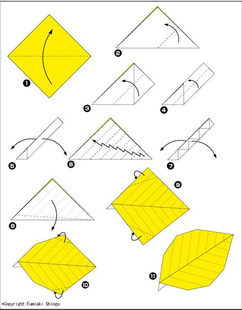 Free Origami Diagrams - sheets of origami free origami diagrams