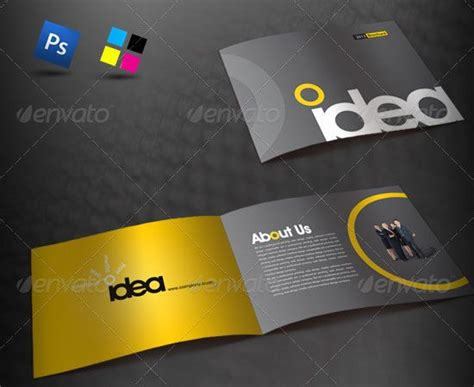 leaflet design creative 20 most creative brochure design for designers