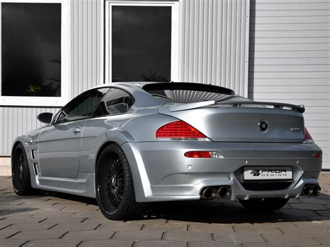 bmw m6 modified prior design bmw m6 pd550 e63 cars modified 2010