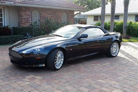 Price Aston Martin Db9 by 2006 Aston Martin Db9 Volante Convertible 193990