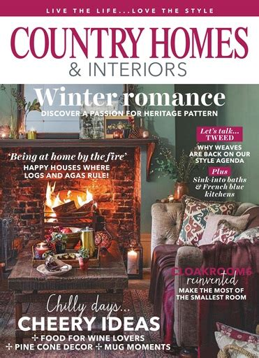 country homes and interiors magazine 2018 country homes interiors magazine february 2018 subscriptions pocketmags