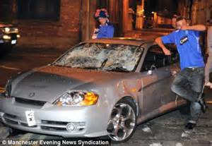 night of shame: how rampaging rangers fans may have