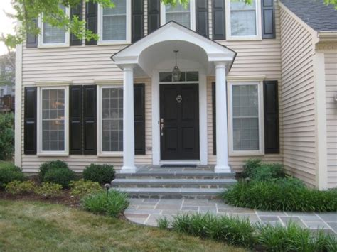 front entrance ideas exterior entryways ideas hgtv hgtvremodels hgtvgardens