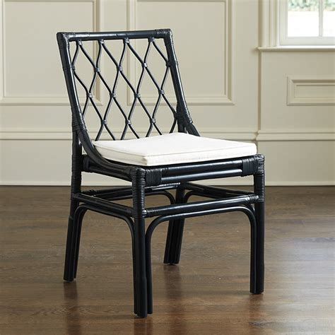 Ballard Design Dining Chairs Rattan Dining Chairs Set Of 2 Ballard Designs