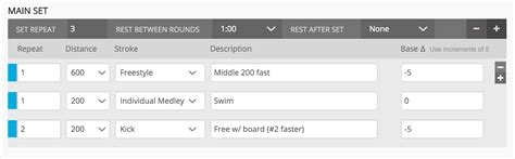 swimplan facebookcom swim workout generator free berry blog