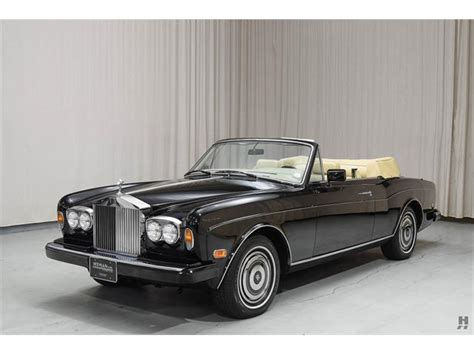 classic rolls royce corniche for sale on classiccars