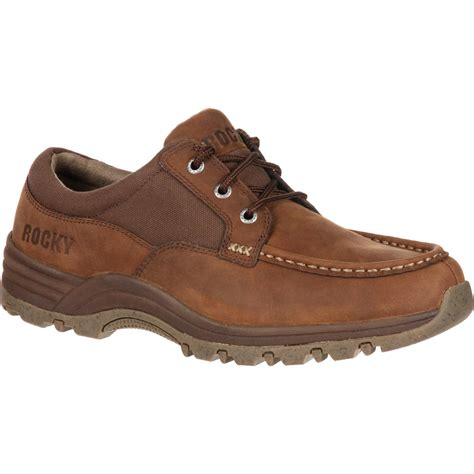 rocky shoes rocky lakeland s comfortable oxford shoes rks0200