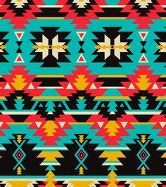 Roma Tribal Pink Fanta navajo arrow desert tribal ponte de roma fabric soft ponte de roma knit fabric in lovely