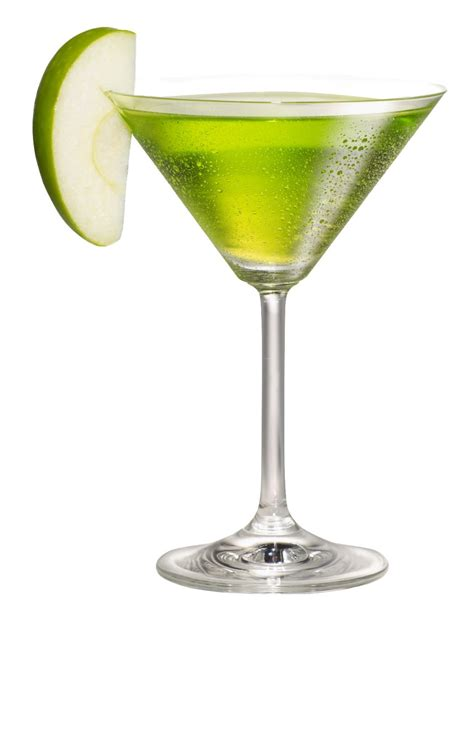 easy cocktails green appletinis recipe dishmaps