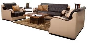 buy blackberry sofa set 3 2 1 in black coffee color by