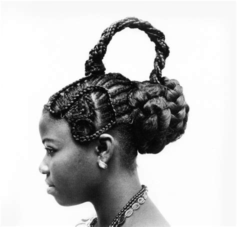 1975 hairstyles for women artistic hairstyles of nigerian women photographed by j d