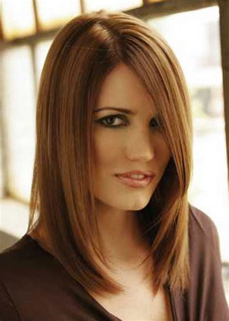 hair styles with frost color medium hairstyles and colors
