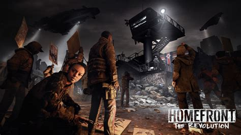 homefront  revolution full hd wallpaper  background