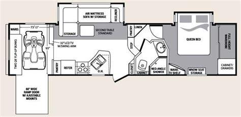 Keystone Cougar Travel Trailer Floor Plans Gurus Floor | keystone fifth wheel floor plans gurus floor