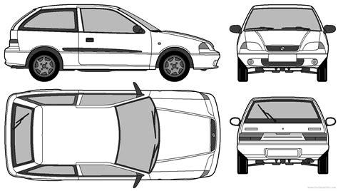 motor auto repair manual 1997 suzuki swift user handbook redlinegti com view topic swift blueprints