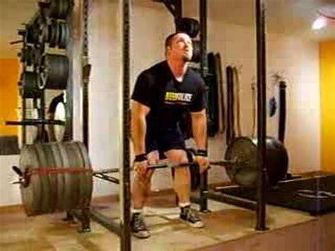 Rack Pull Vs Deadlift by 900 Deadlift 220 Usp Labs Chris Duffin W Straps
