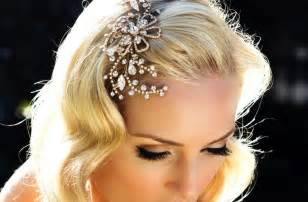 bridal hair accessories blooming swirls wedding hair accessory gold and crystals onewed
