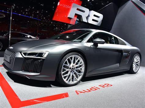 Autoshow de Ginebra 2015 Audi R8 2016, un deportivo lleno de tecnología Noticias, novedades