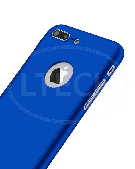 Iphone Hardcase Iphone 7 7 Plus 360 Iphone for apple iphone 7 plus 5 5 quot 360 front back tempered glass ebay