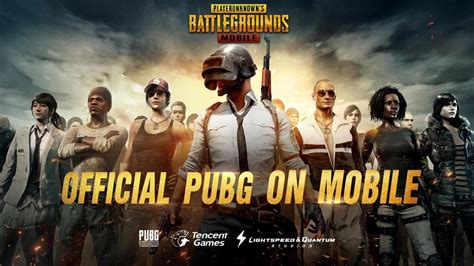 pubg mobile  android ios released