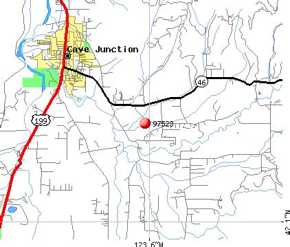 cave junction oregon map 97523 zip code takilma oregon profile homes
