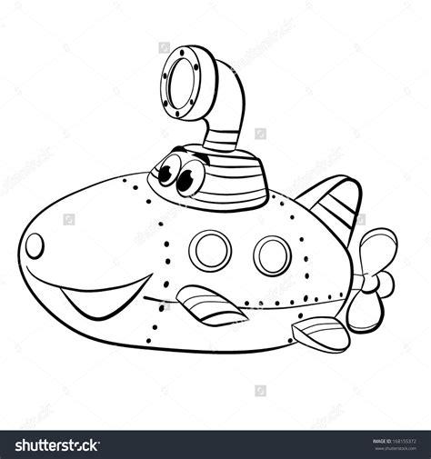 boat cartoon black and white submarine clipart black and white www pixshark