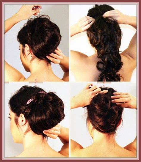 Wedding Hairstyles For Medium Length Hair Step By Step by 56 Best Images About Hair Styles On Medium