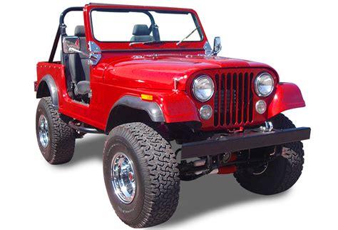 jeep cj5 cj7 lift kits tuff country ez ride