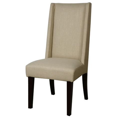 Best Price Dining Chairs Lucas Fabric Dining Chair Flax Set Of 2 Buy At Best Price Sohomod