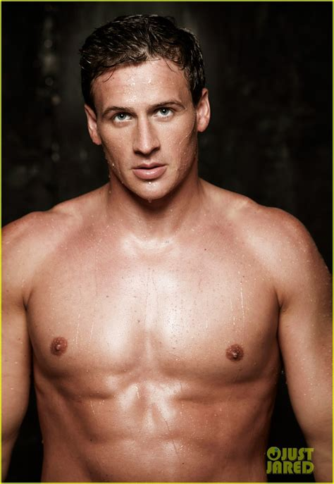 sexiest guy in the world 2015 ryan lochte shirtless cosmopolitan feature photo