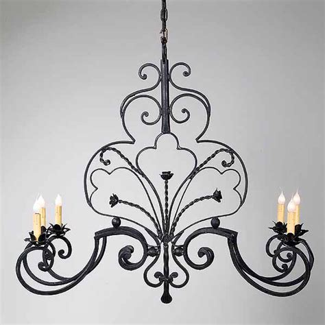 Wrought Iron Island Lighting Wrought Iron Chandeliers And Other Lighting Options And Inspirations Artisan Crafted Iron