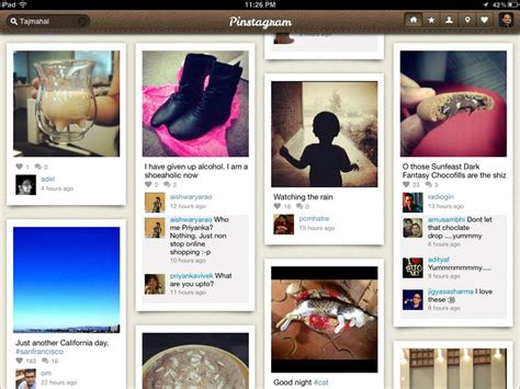 instagram tutorial for ipad an instagram app for your ipad integrated with pinterest