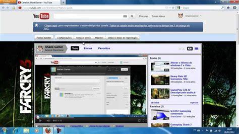 mudar layout youtube como mudar o layout do seu teclado windows 7 youtube