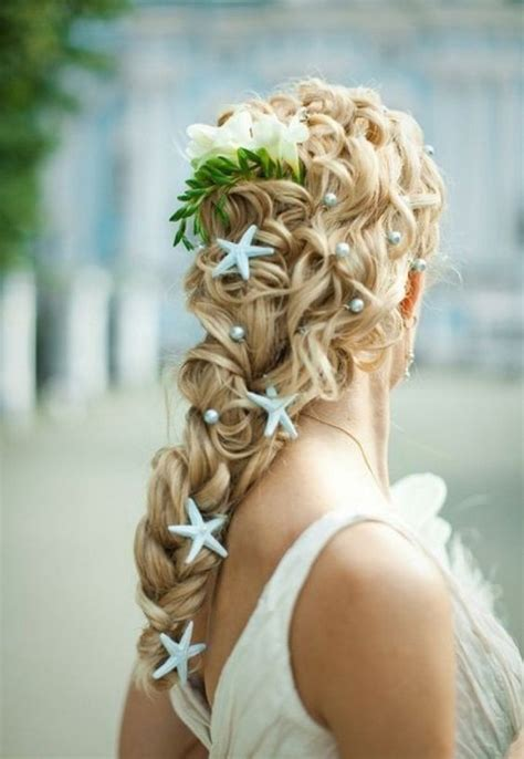10 Pretty Braided Wedding Hairstyles   crazyforus