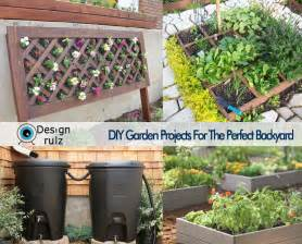 Easy Bathroom Decorating Ideas diy garden projects for the perfect backyard