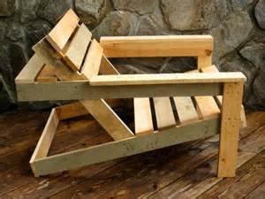 pallet chair plans catch clean pallets and make a pallet adirondack chair