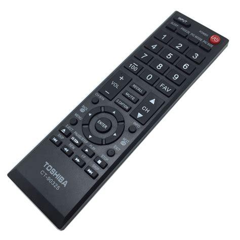 Toshiba Tv Remote Ct 90325 55ht1u 55s41u 55sl412u 65ht2u