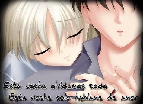 imagenes romanticas en anime im 225 genes rom 225 nticas de animes