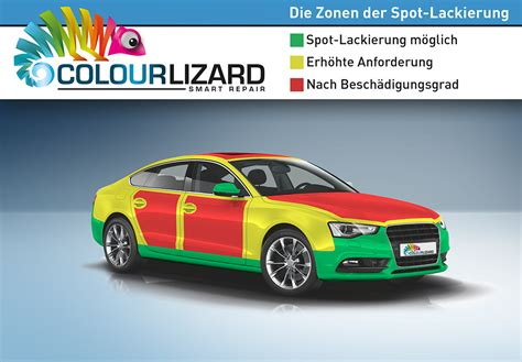 Smart Repair Oder Lackieren by Colourlizard Smart Repair