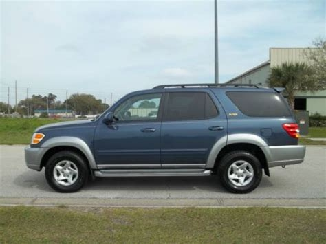 Toyota Sequoia Vs Toyota Land Cruiser Buy Used 3rd Row Seats Toyota Sequoia Suv Vs 4runner 4