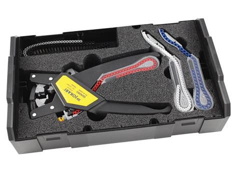 Set 4 In 1 jokari jok60000 quadro 4 in 1 crimper set