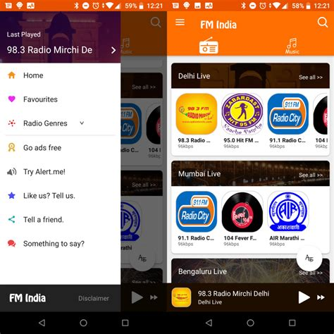 best fm radio for android the best fm radio apps for android