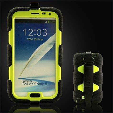 survivor case for samsung galaxy note2 special for sporty