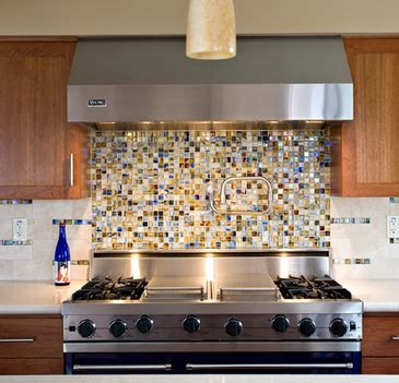 How To Tile Backsplash Kitchen by Installing Glass Wall Tile Kitchen Backsplash Best Home